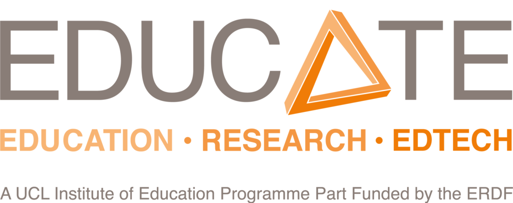 EDUCATE, London Knowledge Lab, UCL Institute of Education